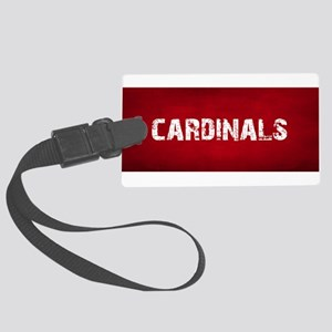 CARDINALS Large Luggage Tag