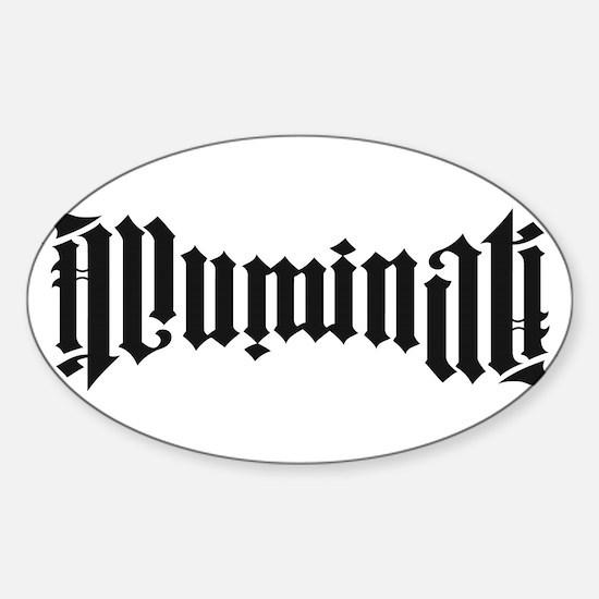 illuminati Stickers