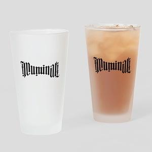 illuminati Drinking Glass