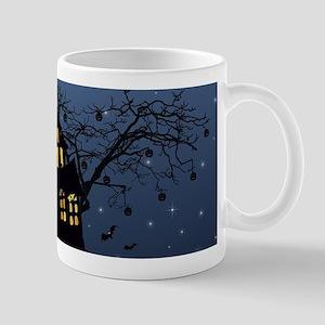 Halloween House Mug