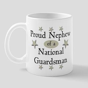 Proud Nephew National Guard Mug