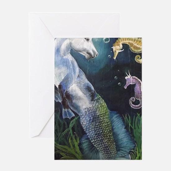 Unique Undersea Greeting Card