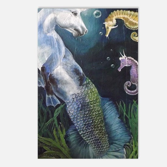 Cute Undersea Postcards (Package of 8)