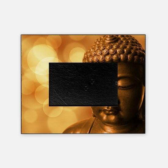 Cute Buddha Picture Frame