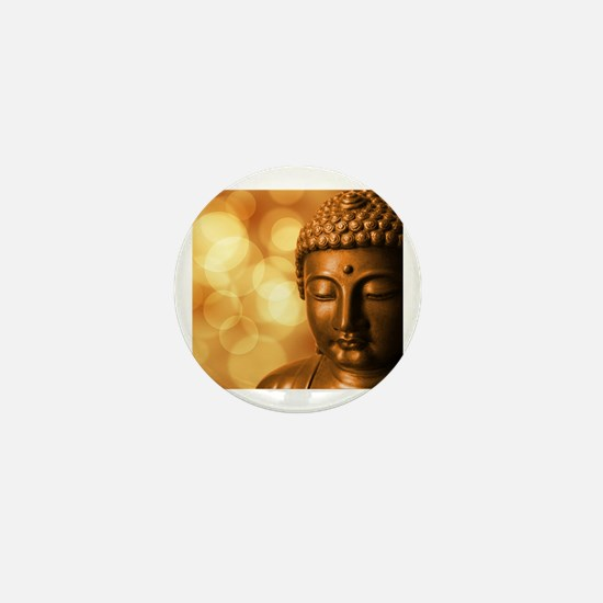 Unique Zen buddhism Mini Button