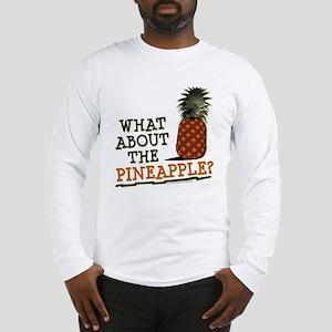 HIMYM Pineapple Long Sleeve T-Shirt