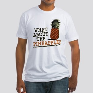 HIMYM Pineapple Fitted T-Shirt