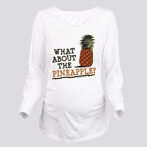 HIMYM Pineapple Long Sleeve Maternity T-Shirt