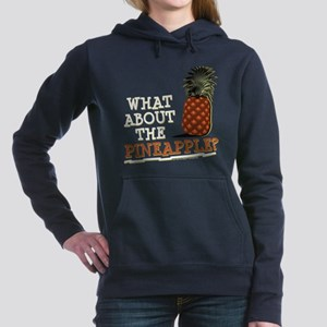 HIMYM Pineapple Women's Hooded Sweatshirt