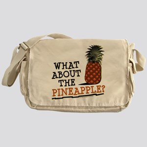 HIMYM Pineapple Messenger Bag