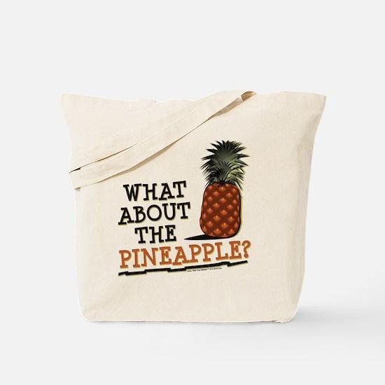 HIMYM Pineapple Tote Bag