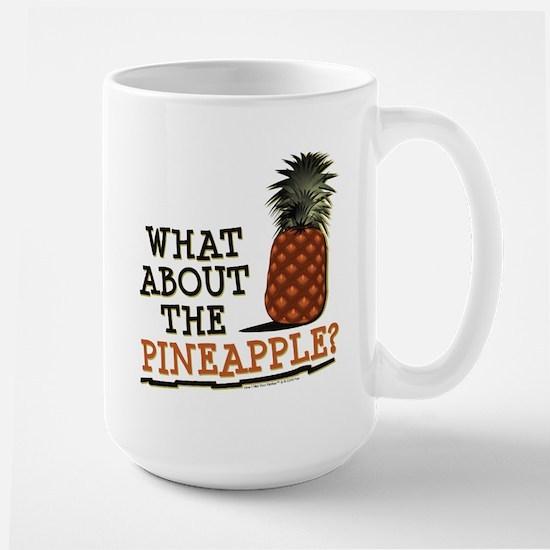 HIMYM Pineapple Large Mug