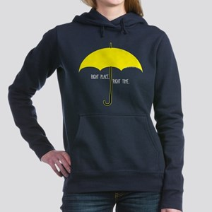 HIMYM Umbrella Women's Hooded Sweatshirt