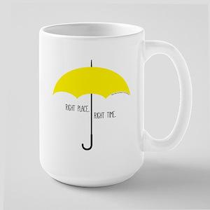 HIMYM Umbrella Large Mug
