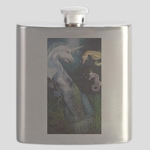 Mermacorn Flask
