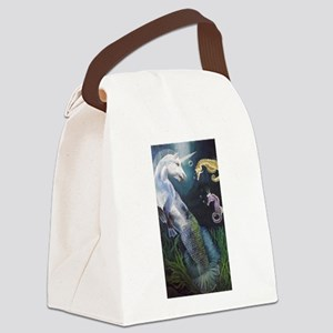Mermacorn Canvas Lunch Bag
