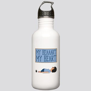 Bob's Burgers Tina Hea Stainless Water Bottle 1.0L
