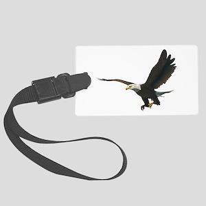 Flying Eagle Large Luggage Tag
