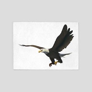 Flying Eagle 5'x7'Area Rug
