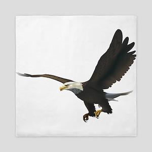 Flying Eagle Queen Duvet
