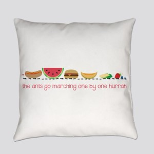 Ants Go Marching Everyday Pillow