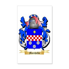 Marchello Wall Decal
