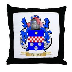 Marchello Throw Pillow