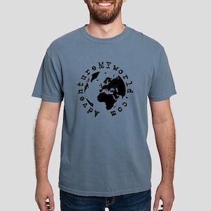 World - White T-Shirt