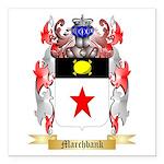 Marchbank Square Car Magnet 3