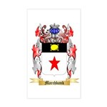 Marchbank Sticker (Rectangle)