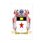 Marchbank Sticker (Rectangle 50 pk)