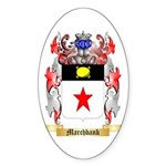 Marchbank Sticker (Oval 50 pk)