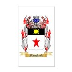 Marchbank 20x12 Wall Decal
