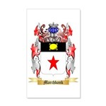 Marchbank 35x21 Wall Decal