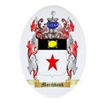 Marchbank Oval Ornament