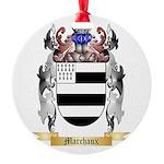 Marchaux Round Ornament