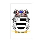 Marchaux 20x12 Wall Decal