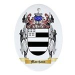 Marchaux Oval Ornament
