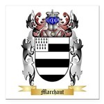 Marchaut Square Car Magnet 3