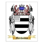 Marchaudon Small Poster