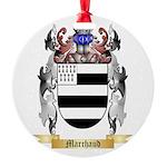 Marchaud Round Ornament