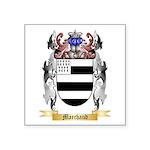 Marchaud Square Sticker 3