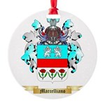 Marcelliano Round Ornament