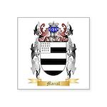 Marcal Square Sticker 3