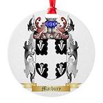 Marbury Round Ornament