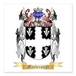 Marberough Square Car Magnet 3