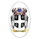 Marberough Sticker (Oval)