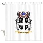 Marberough Shower Curtain
