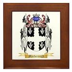 Marberough Framed Tile