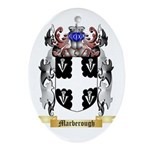 Marberough Oval Ornament